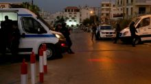 Jordanian killed and Israeli wounded at Amman embassy