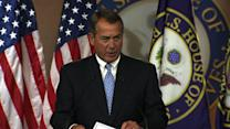 "Boehner: Fiscal cliff is Obama's ""moment"" to lead"