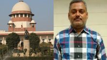 Plea in SC seeking CBI probe into killing of Vikas Dubey's aides