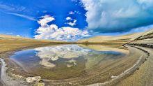 天空之鏡沙漠秘境!全台兩大特殊氣候限定景點
