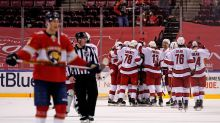 Panthers blow a point in 3-2 overtime lose to Hurricanes