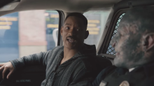 "The official trailer for Netflix's ""Bright"" has arrived, and Will Smith and Joel Edgerton *are* the cavalry"