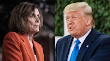 Trump calls Pelosi 'nasty, vindictive, horrible person' in response to 'prison' comment