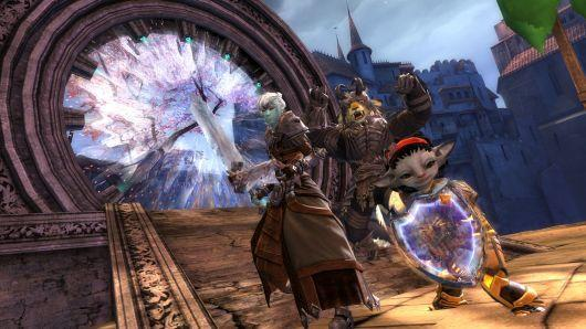 Guild Wars 2 mixes up its WvW matchups