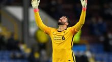 Liverpool keeper Alisson signs six-year contract extension