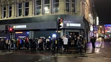 Fans queue to get their hands on Greggs' highly-anticipated vegan steak bake