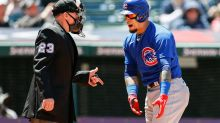 Amed Rosario's hit in 10th gives Indians 2-1 win over Cubs