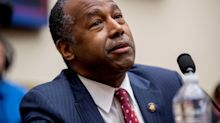 HUD Secretary Ben Carson stumped during congressional hearing
