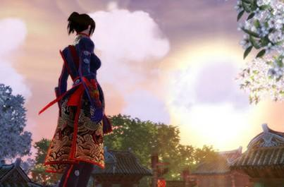 Perfect World teases new Swordsman Online screens