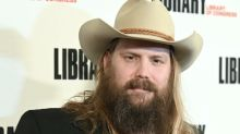 Chris Stapleton on supporting Black Lives Matter, America's 'broad awakening': 'I thought we were living in a different country'