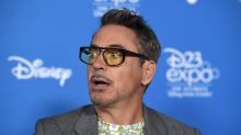 Robert Downey Jr's tells fans to 'steer clear' of his Instagram after it gets hacked