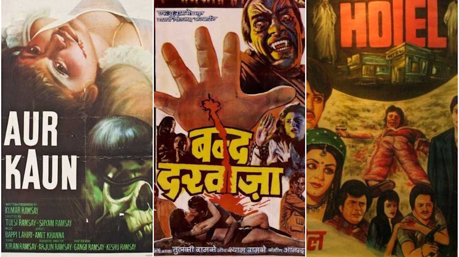 7 scariest films made by the legendary Shyam Ramsay