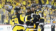 Stanley Cup Final: Penguins escape with crazy win in game one