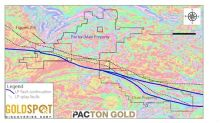 GoldSpot Provides High Quality Targets for Pacton's Red Lake Project