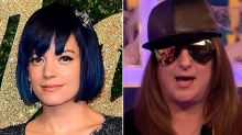 "Lily Allen blasts ""offensive"" X Factor rapper Honey G"