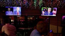 À la Une: duel à distance entre les deux candidats à la Maison Blanche