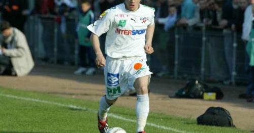 Foot - L1 - Metz - Thierry Steimetz, ancien joueur du FC Metz, amputé d'une jambe