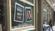 St. John's Women's March mostly moves online after blizzard shuts the city down