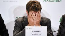 """""""Le projet de la Super Ligue ne peut avoir lieu"""", reconnaît Andrea Agnelli (Juventus Turin) après le retrait des six clubs anglais"""