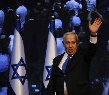 US envoy meets Israel's embattled PM to discuss peace plan