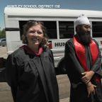 High schools plan in-person graduation ceremonies