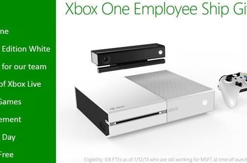 White Xbox One and an all-digital, less expensive console reportedly coming fall 2014
