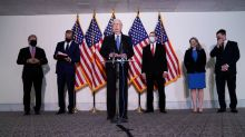 La oposición de los republicanos amenaza la negociación del paquete de ayudas en EEUU