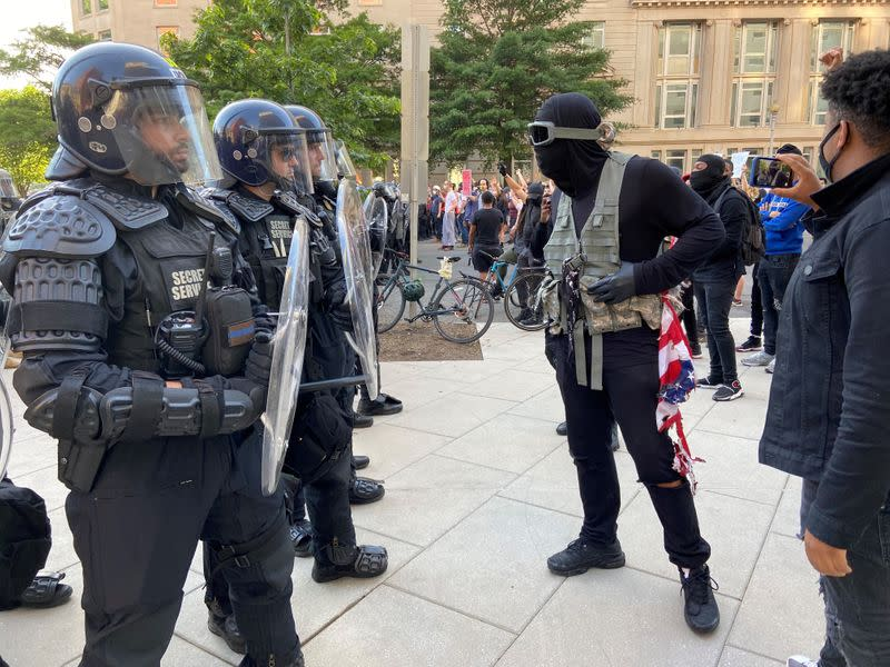 #AskReuters: Why the U.S. protests against police brutality are different this time