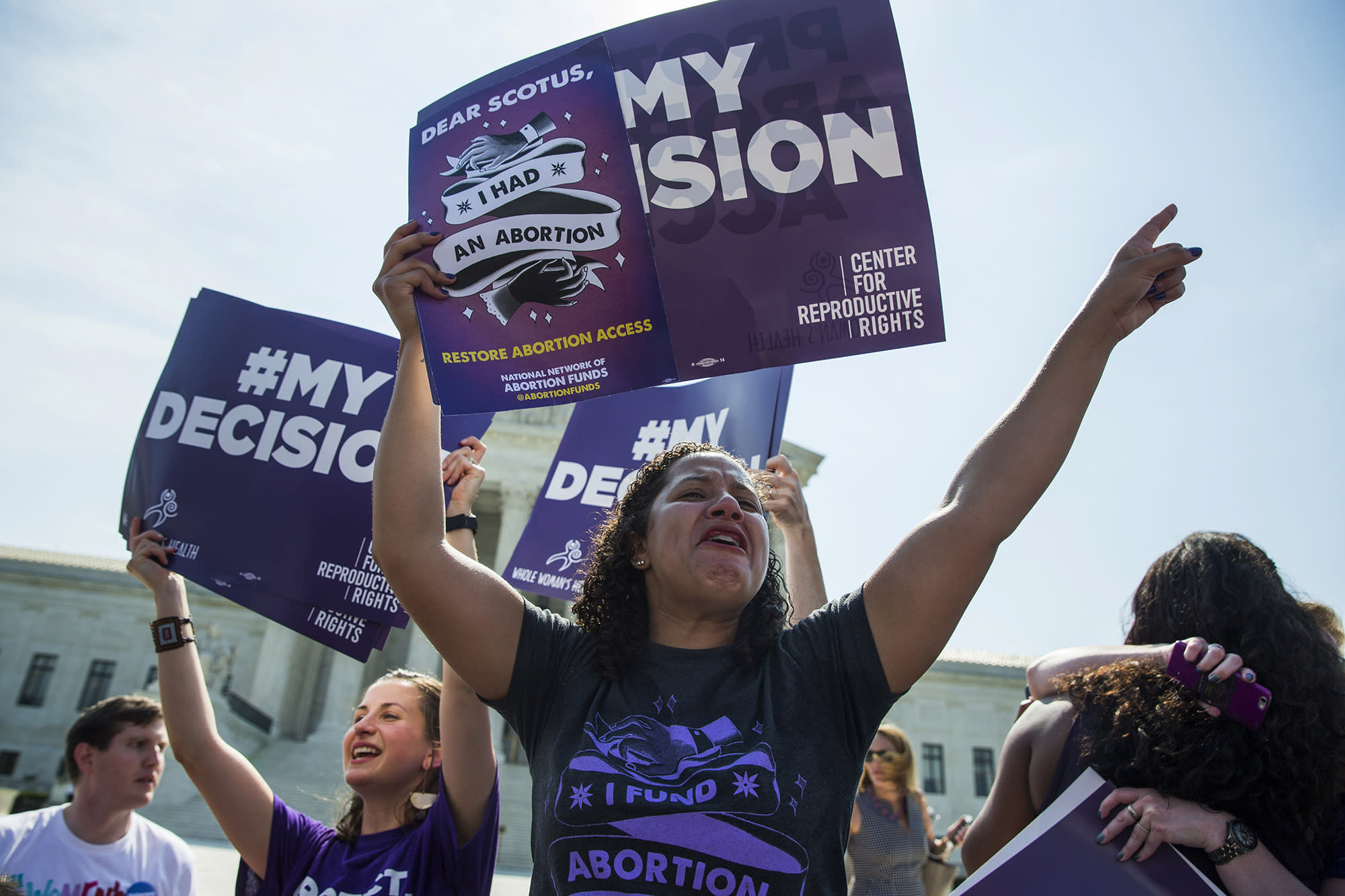 the reasons for protecting abortion rights Overview of supreme court decisions on abortion and the right to viable fetus had to yield to the woman's right to have an abortion to protect her life and.