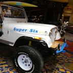 This Modified Jeep CJ Is One Big Party In The Streets
