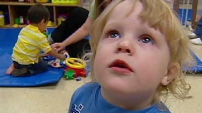 High School Offers Child Care For Teen Moms