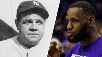 Former Cavs GM: Having LeBron is like Babe Ruth