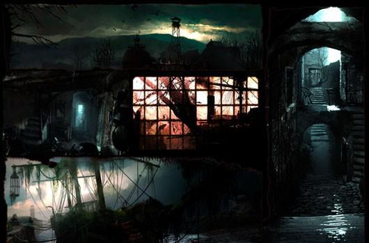Bethesda teases first concept of Mikami's 'Zwei,' explains what 'pure survival horror' means