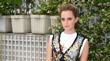 Emma Watson wore four outfits in Paris yesterday