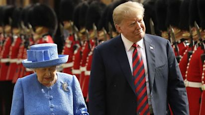 Trump 'to finally make state visit to UK this summer'