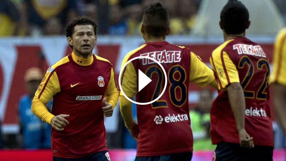 VIDEO: Históricos vuelcan su apoyo al Morelia