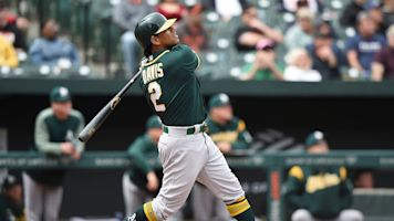 Report: Khris Davis agrees to two-year deal with Athletics