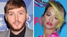 James Arthur claims Rita Ora fling turned him into a 'sex addict'