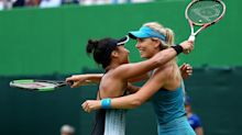Record number of British female wildcards at Wimbledon as coach says their friendship helped their rise to success