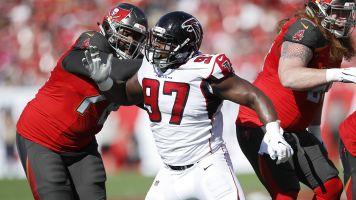 Falcons and Jarrett beat deadline, strike deal