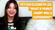 Peyton Elizabeth Lee: 'Secret Society of Second-Born Royals' asks 'what if Prince Harry had superpowers?'