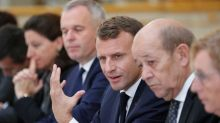 Fighting slump, Macron seeks presidency reboot with cabinet 2.0