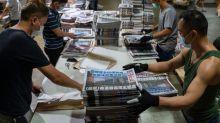 Morte di un giornale a Hong Kong