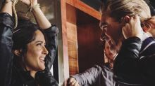 Vuelve la pareja perfecta: Salma Hayek y Antonio Banderas ruedan juntos de nuevo