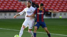 Espagne: Le Barça replonge, Ramos vole au secours de Zidane