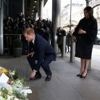 Prince Harry, Meghan pay respects for New Zealand shooting victims