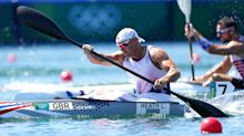 Liam Heath wins Olympic bronze medal in K1 200m