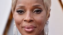 The Secret to Mary J. Blige's Oscars Red Carpet Glow