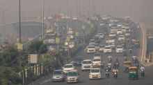 Trump's description of India as filthy sets off calls for cleaner air