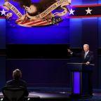 Insults and interruptions mar first Trump-Biden debate